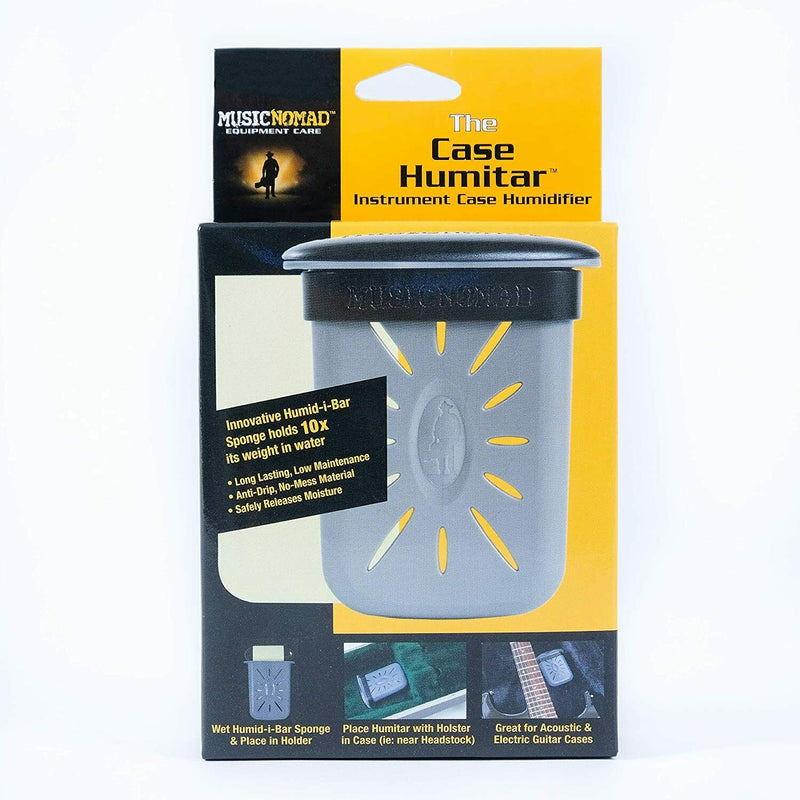 Music Nomad The Humitar Case Humidifier MN303