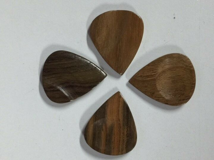 Timber Tones Groovy Tone Indian Teak - Single Pick
