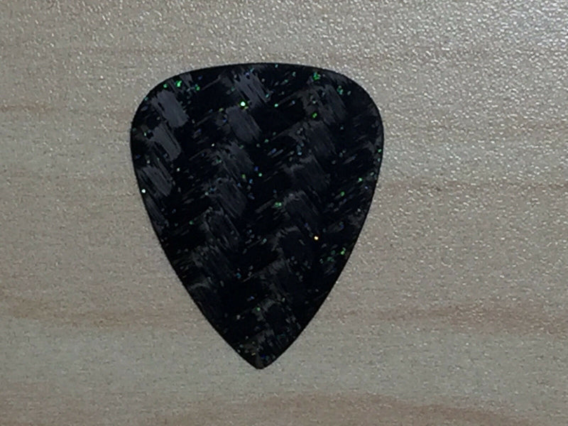 Timber Tones Glitter Tone Jazz Shape- Single Pick
