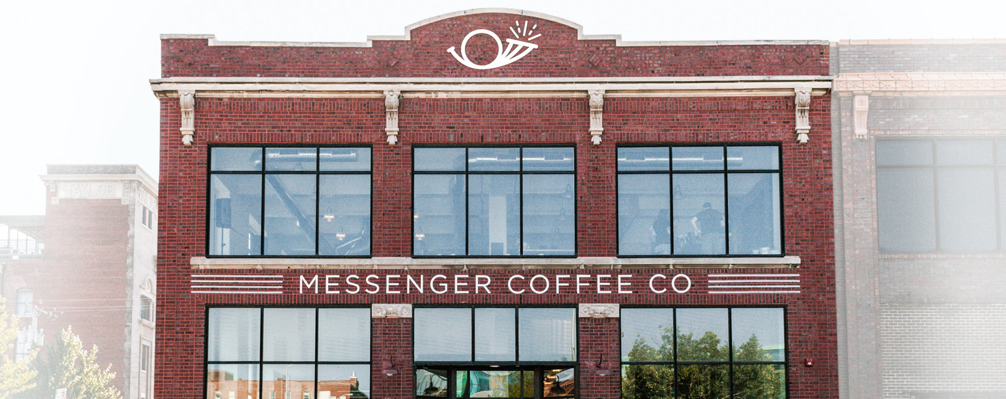 Messenger Cafe at 1624 Grand Boulevard