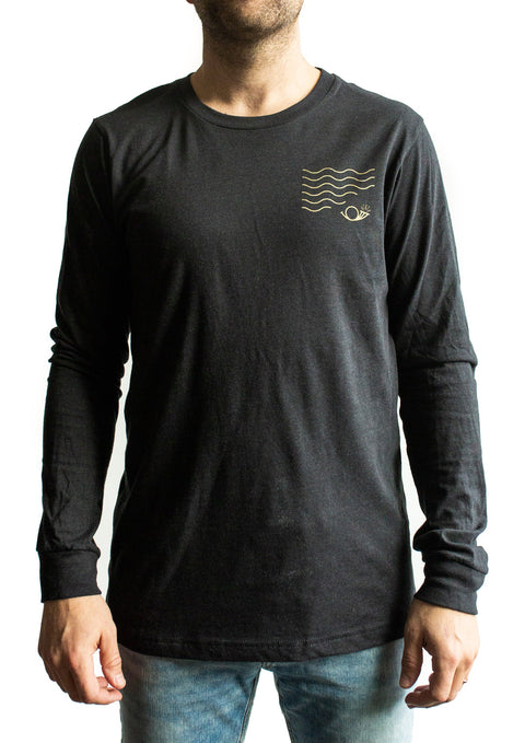 Stamp Long Sleeve Tee