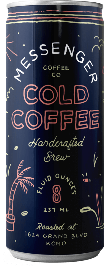 messenger coffee cold brew