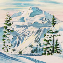 Load image into Gallery viewer, Mount Baker Painting