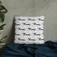 TM Hunt Pillow