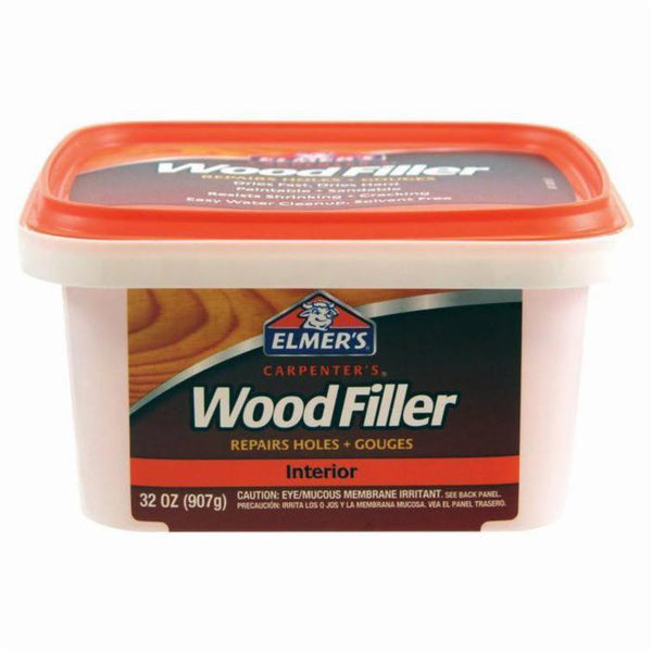 Elmer's Carpenter's Wood Filler (Interior Only)