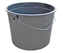 Encore 5 Quart Plastic Pail With Handle