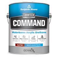 COMMAND Waterborne Acrylic Urethane - Satin V392 (North Attleboro Only)