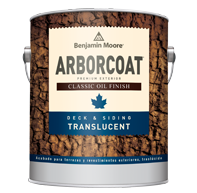 ARBORCOAT Exterior Translucent Classic Oil Finish 326