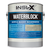 WaterBlock® Acrylic Masonry Waterproofer AMW-1000