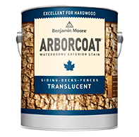 ARBORCOAT Waterborne Exterior Translucent Deck and Siding Stain W623