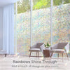 [Last Day Promotion, 50%-70% OFF] 3D Rainbow Window Film (19.7*39.4 inches/45*100cm)-Buy More Save More - Estylish Shop