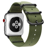 Pulseira Nylon para Apple Watch 38mm 40mm 42mm 42mm 44mm