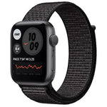 Novo - Watch 6 Nike Aluminum Case Sport Loop- Apple