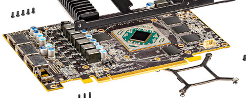 GPU with in graphics card