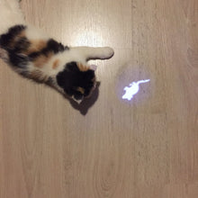 Load image into Gallery viewer, Cat Toys LED Pointer light Pen With Bright Animation Mouse