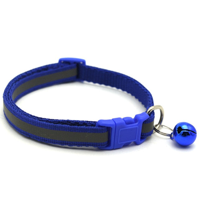 Adjustable Pet Bell Collar