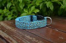 Load image into Gallery viewer, Leopard LED Collar Luminous and Adjustable