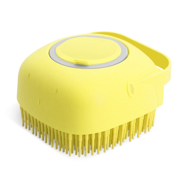 Dog Shampoo Brush
