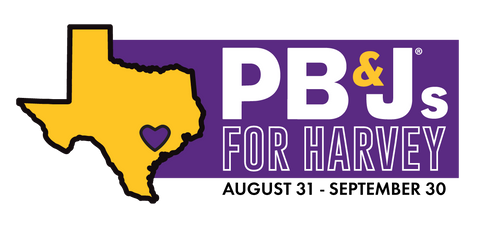 Project PB&Js For Hurricane Harvey