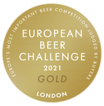 UNLTD. Lager Won at Europe's Most Important Beer Competition - The European Beer Challenge 2021