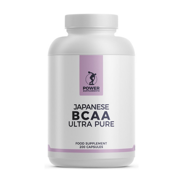 BCAA's Ultra Pure 200 caps
