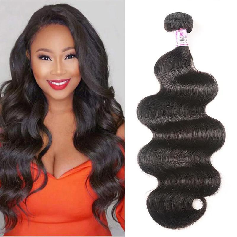 Brazilian Virgin Hair 100% Human Hair Body Wave