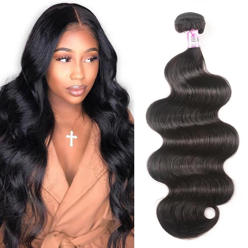 Indian Virgin Hair 100% Human Hair Body Wave