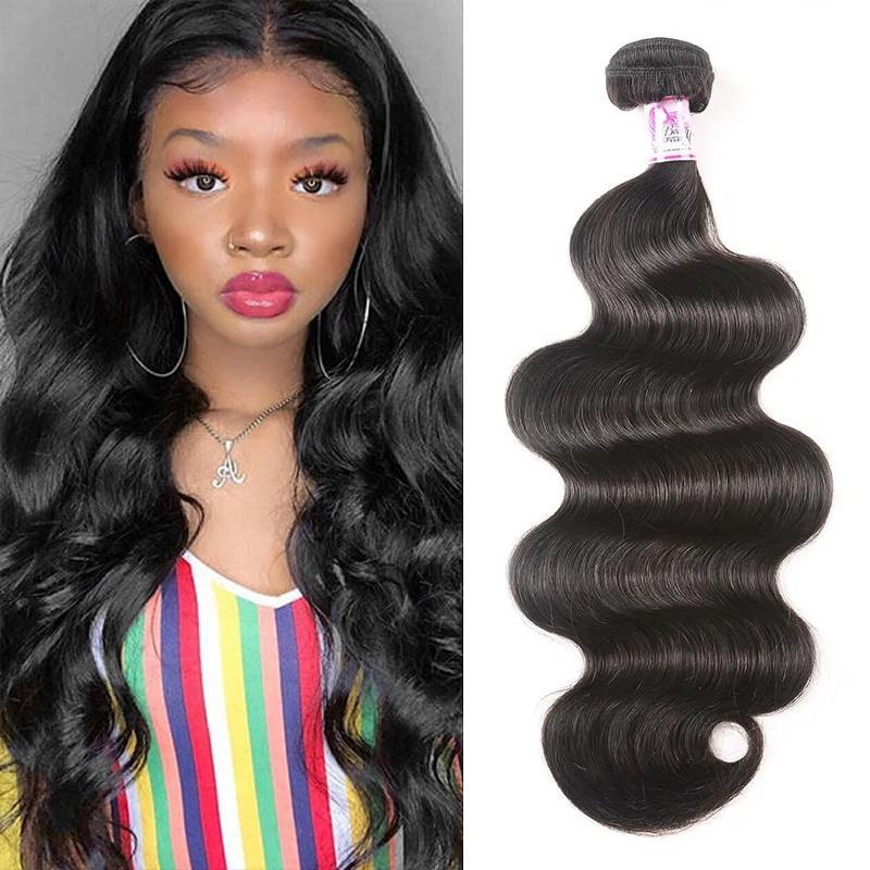 Malaysian Virgin Hair 100% Human Hair Body Wave