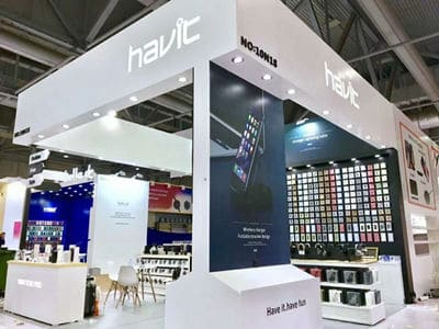 Inside Look at HAVIT April Trade Fair Exhibitions