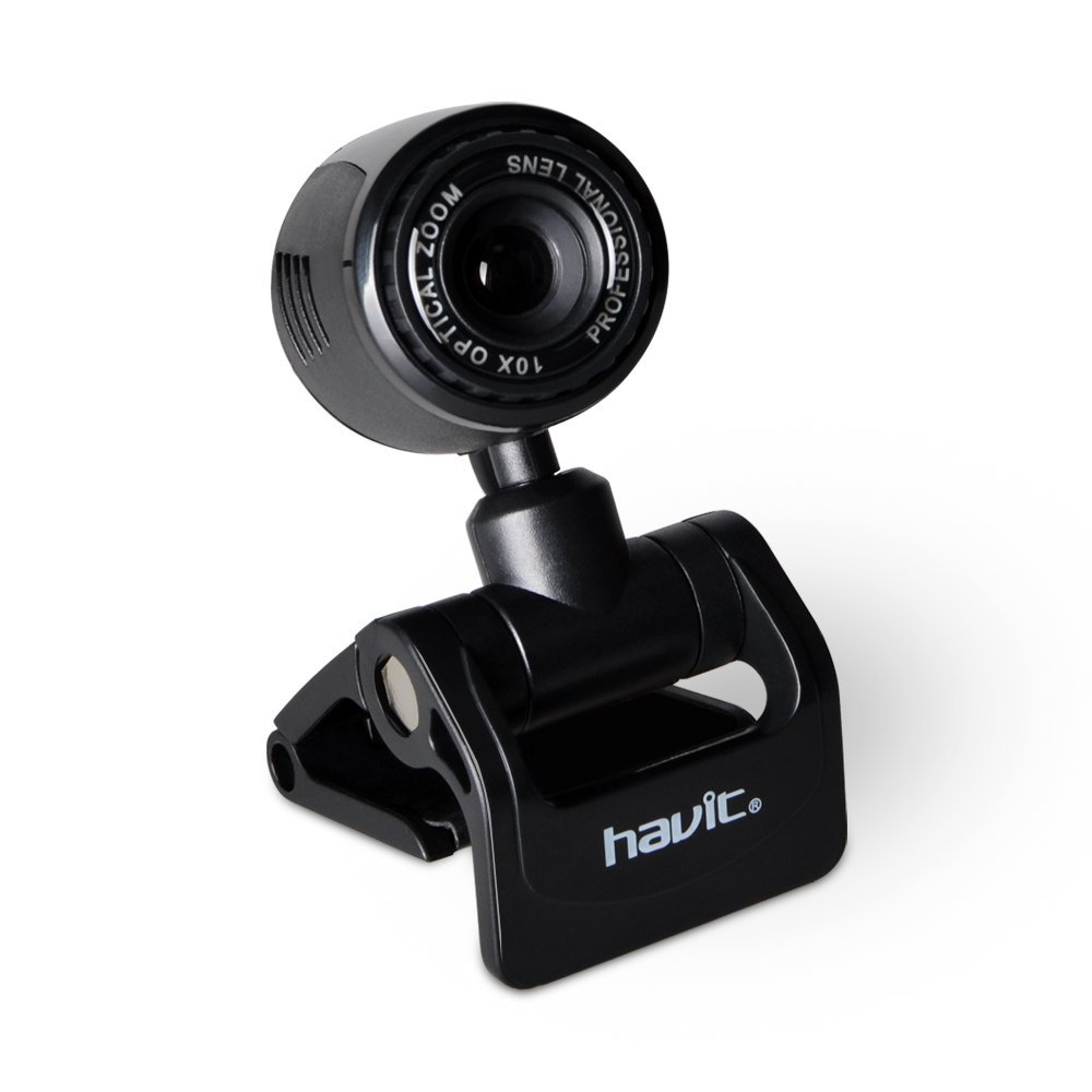 HAVIT® HV-N608 Camera and Webcam with Microphone