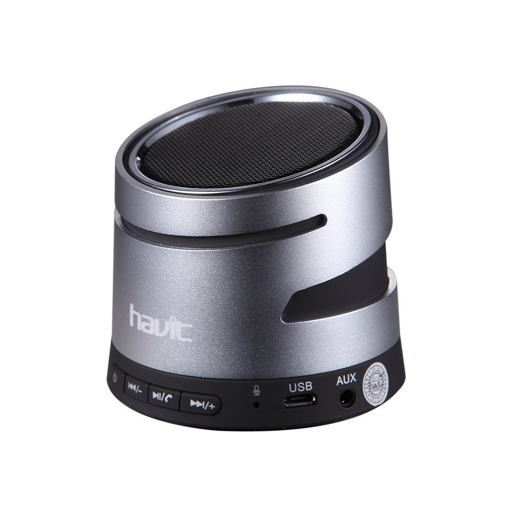 HAVIT® HV-SK452BT Wireless Mini Portable Stereo Bluetooth Speaker