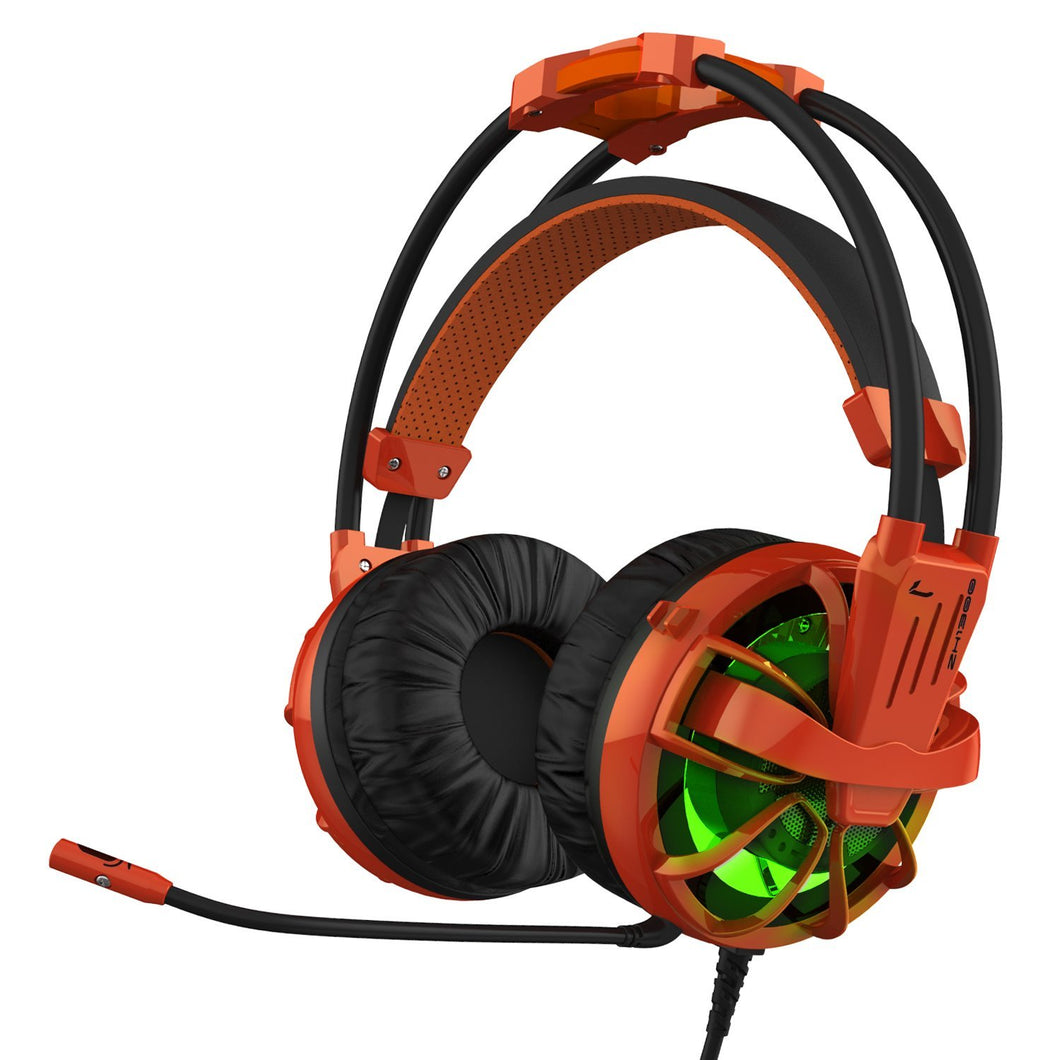 HAVIT HV-ZH1300 Professional PC Headset with Build-in 50mm Microphone