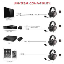 Load image into Gallery viewer, HAVIT H2002D 3.5mm Gaming Headset