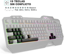 Load image into Gallery viewer, HAVIT HV-KB391L Gaming Keyboard