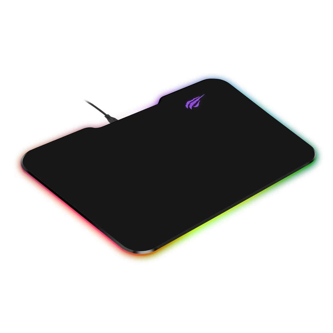 HAVIT HV-MP851 RGB Mouse Pad with 7 Adjustable LED Color Modes