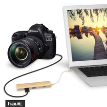 Load image into Gallery viewer, HAVIT HV-TPC78 3-In-1 USB Type-C Hub with USB 3.0, HDMI, & PD Charging