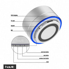 Cargar imagen en el visor de la galería, HAVIT M8 Portable Wireless Speaker with Cicada Membrane Technology