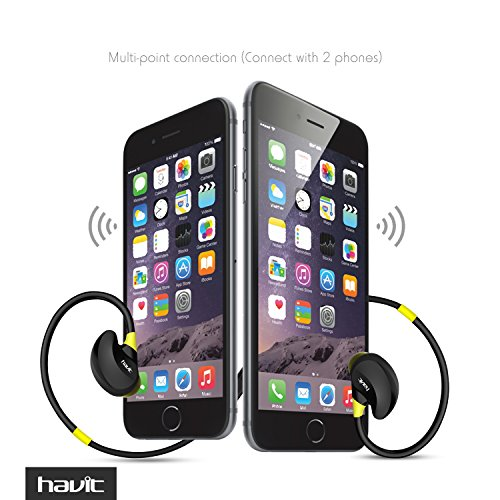 Bluetooth-Wireless-Headset-HAVIT-HV-H930BT-41-Portable-Wireless-Bluetooth-Sports-Headphone-for-iPhone-and-Android-Black-Yellow-0-0
