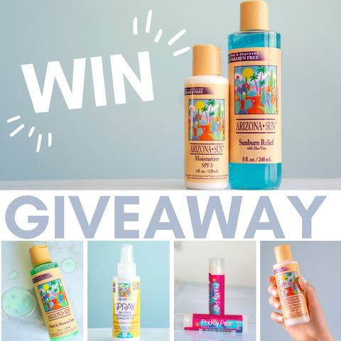 sunscreen giveaway