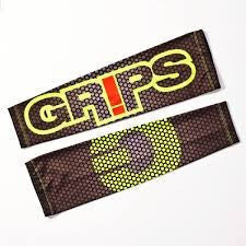 grips sleeves carbon fluo carbon fluo
