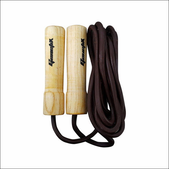 genetix leather skipping rope grp2