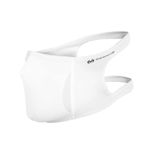 mcdavid sport face mask white md90170 wh