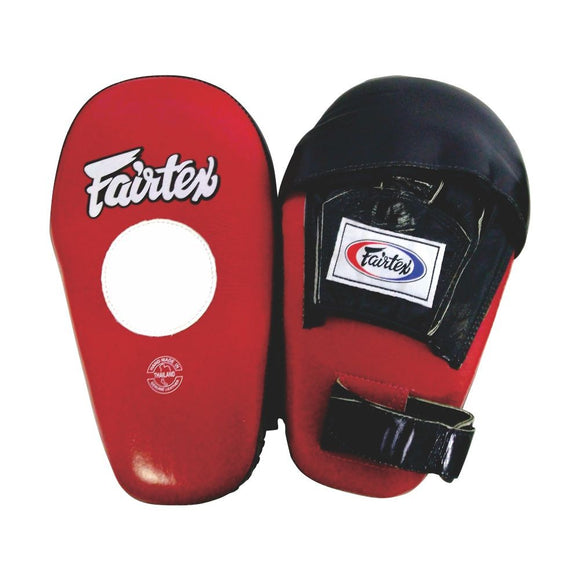 fairtex angular focus mitts redblack fmv8