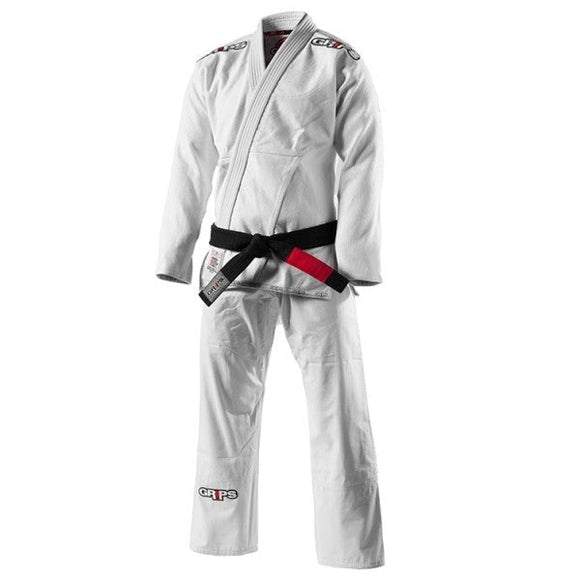 grips bjj gi secret weapon 2 0 white
