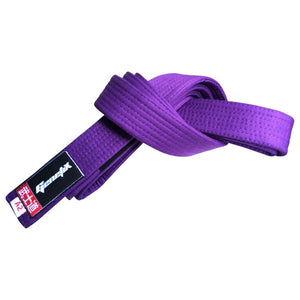 GENETIX Bushido BJJ Belt Purple