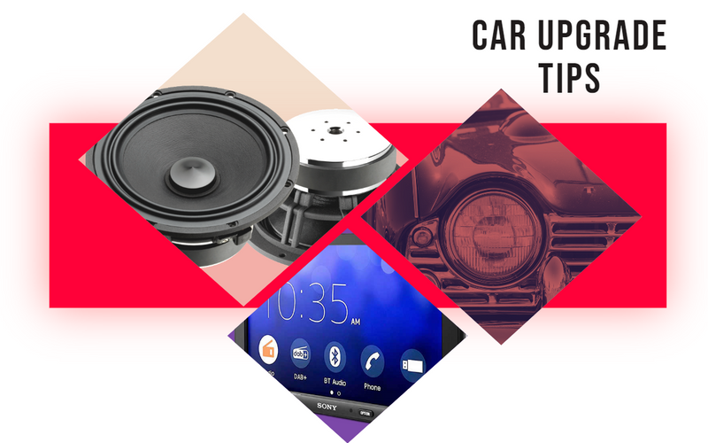 The Car Upgrade Tips that Make All the Difference
