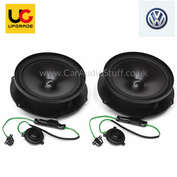 UpGrade Sound UG VW TIGUAN F2.2 by UPGRADE AUDIO by Eto - CarAudioStuff