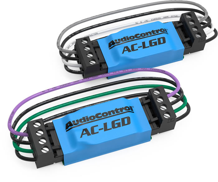 AudioControl LGD Dummy load and signal stabilizer by AudioControl - CarAudioStuff