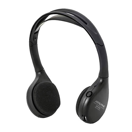 Alpine Single Source IR Infra Red 1 Channel Wireless Headphones SHS-N107 by Alpine - CarAudioStuff