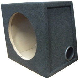 "Connects2 Carpeted 15"" Subwoofer Ported Enclosure 15SB-P by Connects2 - CarAudioStuff"